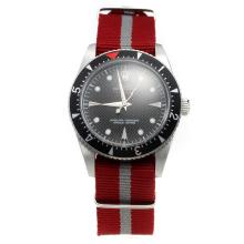 Rolex Milgauss Automatic Black Dial with Nylon Strap-Vintage Edition-11