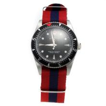 Rolex Milgauss Automatic Black Dial with Nylon Strap-Vintage Edition-10