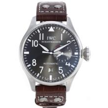 IWC Big Pilot 7 Tage Working Power Reserve Automatik Mit Gray Dial-21, 600bph