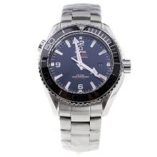 Omega Seamaster Swiss Calibre 8900 Automatic Movement Ceramic Bezel with Black Dial S/S-2